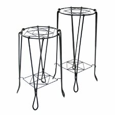 Novelty Plant Stand (Set of 2)