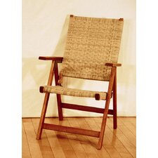 Poly Weave Lounge Chair