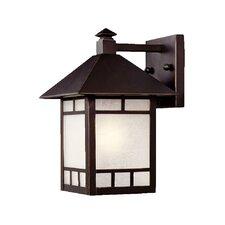 Artisan 1 Light Outdoor Wall Lantern