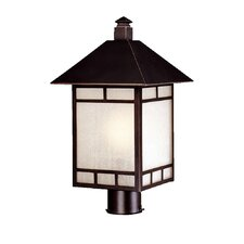 Artisan 1 Light Outdoor Post Light