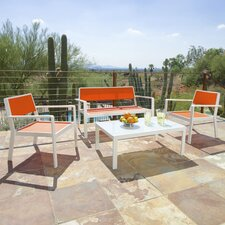 Sol Sling 4 Piece Seating Group