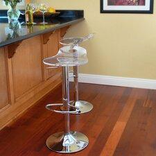 Portola Adjustable Height Swivel Bar Stool