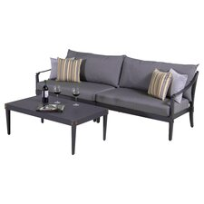 Astoria 3 Piece Setting Group with Cushions