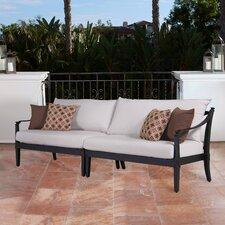 Astoria 2 Piece Sofa Set with Cushion