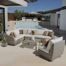 6-Piece Cannes Patio Seating Group