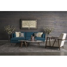 Florence 4 Piece Living Room Set