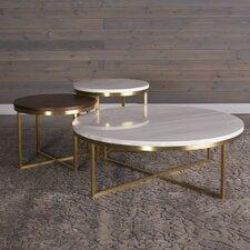 Valentina 3 Piece Coffee Table Set