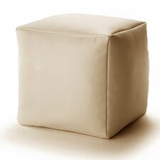 Hocker in Beige