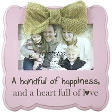 Gaia Handful of Happiness Picture Frame
