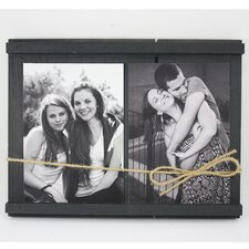 Veritas Double Picture Frame