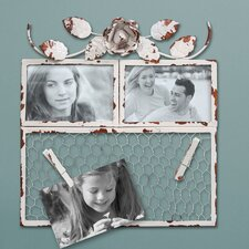 Hopewell Double Picture Frame