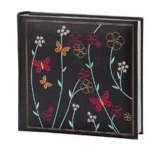 Raven Floral Vine Picture Album