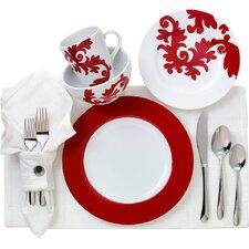 Calarama 16 Piece Dinnerware Set