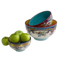 Zanzibar 3 Piece Mixing Bowl Set