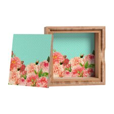 Allyson Johnson Sweetest Floral Storage Box