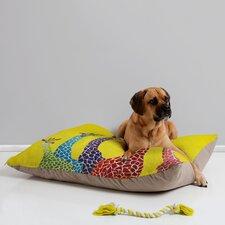 Clara Nilles Jellybean Giraffes Pet Bed