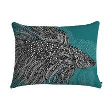 Valentina Ramos Beta Fish Rectangle Pet Bed