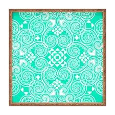 Budi Kwan Decographic Square Tray