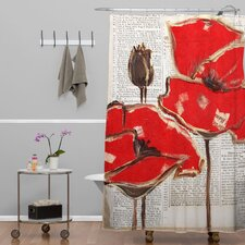 Irena Orlov Perfection Shower Curtain