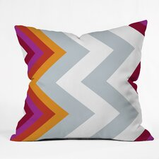 Karen Harris Throw Pillow