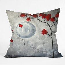 Madart Inc Far Side Of The Moon Throw Pillow