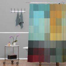 Madart Inc. Refreshing 2 Extra Long Shower Curtain
