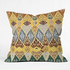 Romi Vega Diamond Tile Indoor/Outdoor Throw Pillow