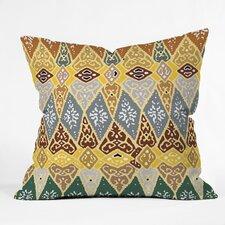 Romi Vega Diamond Tile Throw Pillow