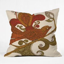 Valentina Ramos the Bird Throw Pillow