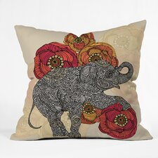 Valentina Ramos Rosebud Throw Pillow