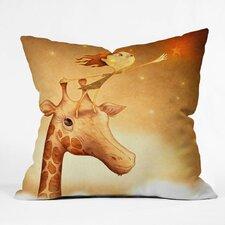 Jose Luis Guerrero Throw Pillow