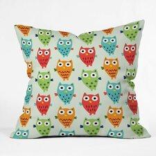 Andi Bird Throw Pillow