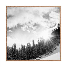 Mountain by Bird Wanna Whistle Framed Photographic Print Plaque