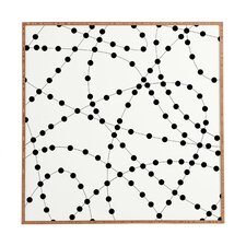 Dotted Line by Holli Zollinger Framed Graphic Art