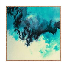 Painted Clouds V by Caleb Troy Framed Photographic Print Plaque