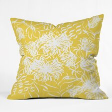 Vy La Bright Breezy Indoor/outdoor Throw Pillow
