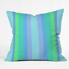 Lisa Argyropoulos Caribbean Cool Indoor/Outdoor Throw Pillow