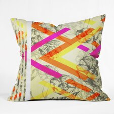 Pattern State Chevy Rose Indoor/Outdoor Throw Pillow