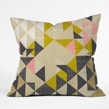 Pattern State Nomad Quilt Indoor/Outdoor Throw Pillow