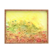 Rosie Brown Jeweled Pebbles Rectangle Tray