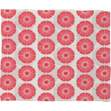 Caroline Okun Splendid Fleece Throw Blanket