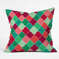 Jacqueline Maldonado Morocco Christmas Throw Pillow