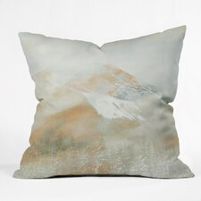 Caleb Troy Banff Painted Christmas Throw Pillow