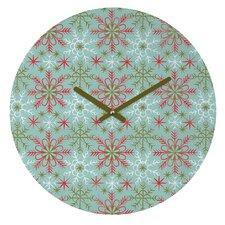 Loni Harris Eve Wall Clock