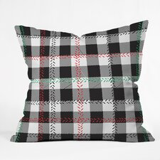 Zoe Wodarz Cozy Cabin Throw Pillow