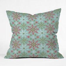 Loni Harris Eve Throw Pillow