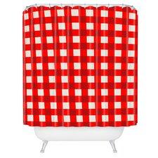 Holli Zollinger Gingham Shower Curtain