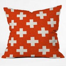 Holli Zollinger Vermillion Plus Throw Pillow