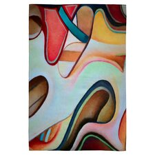 Brian Wall Fine Art Space Area Rug
