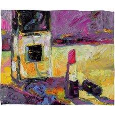 Ginette Fine Art Coco Throw Blanket